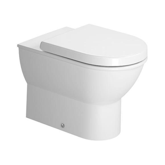 Duravit Darling New Stand-Tiefspül-WC weiß, mit WonderGliss