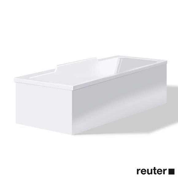 Duravit DuraStyle Möbelverkleidung für Bade-/Whirlwanne, Vorwand weiß