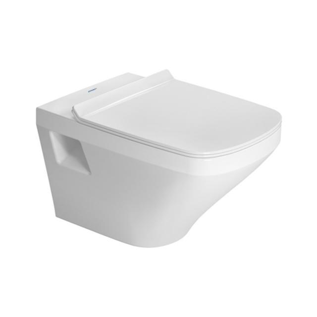 Duravit DuraStyle Wand-Flachspül-WC weiß, mit WonderGliss