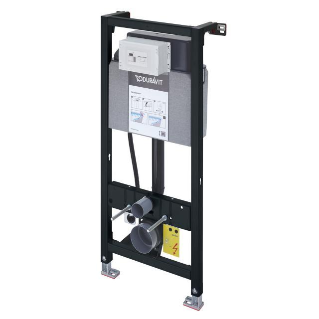 Duravit DuraSystem Wand-WC-Montageelement, H: 114,8 cm, Hygienespülung integriert