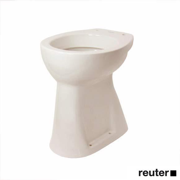 Duravit DuraVital Stand-Flachspül-WC Sudan pergamon