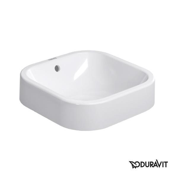 Duravit Happy D.2 Aufsatzbecken weiß