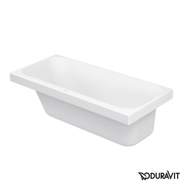 Duravit Happy D.2 Rechteck-Badewanne, Einbau
