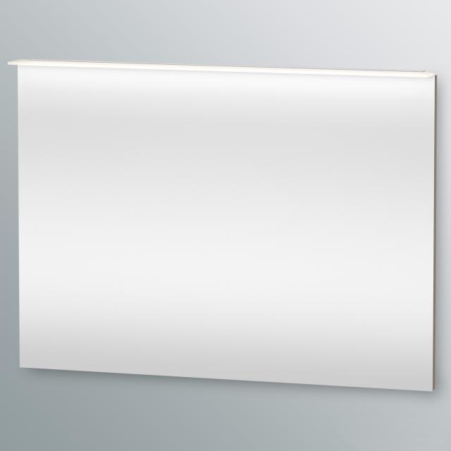 Duravit Happy D.2 Spiegel mit LED-Beleuchtung leinen