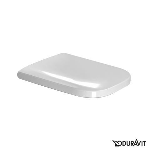 Duravit Happy D.2 WC-Sitz weiß, mit Absenkautomatik soft-close