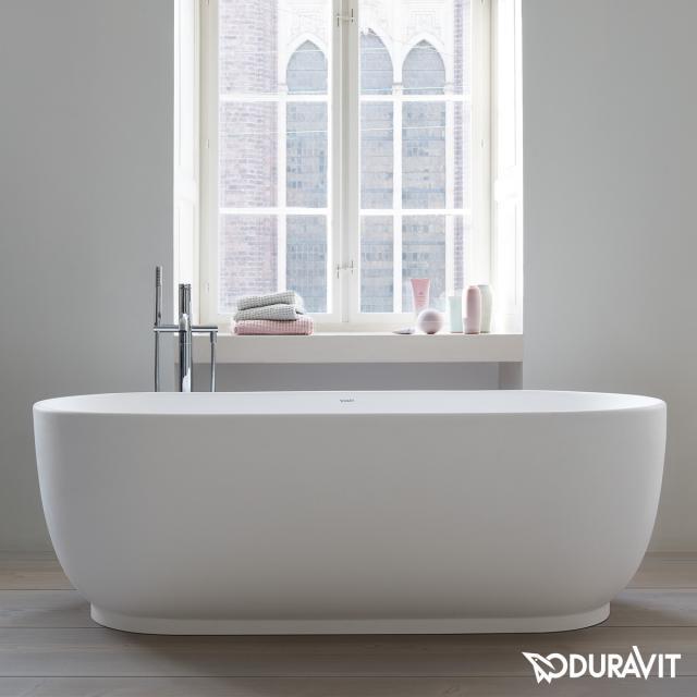 Duravit Luv Freistehende Oval-Badewanne