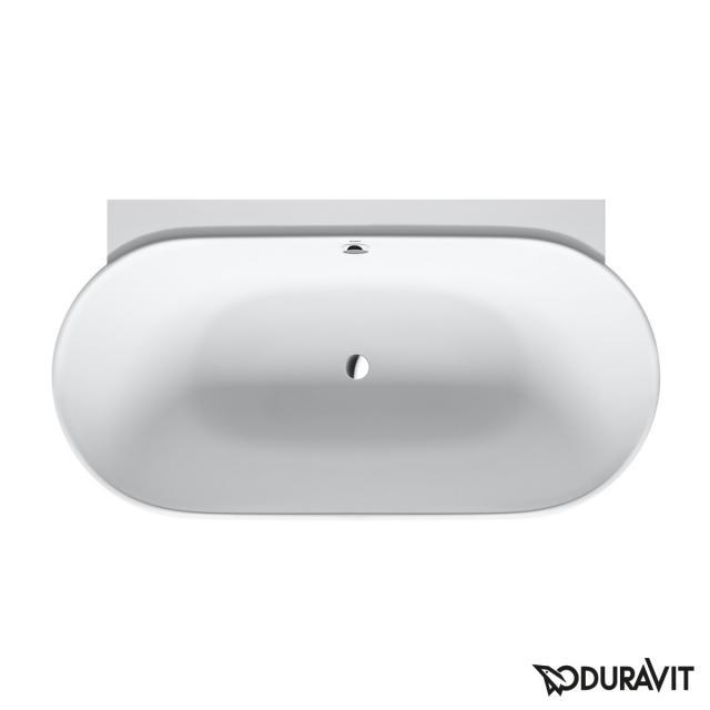 Duravit Luv Vorwand-Badewanne mit Verkleidung ohne Wannenrandbohrung