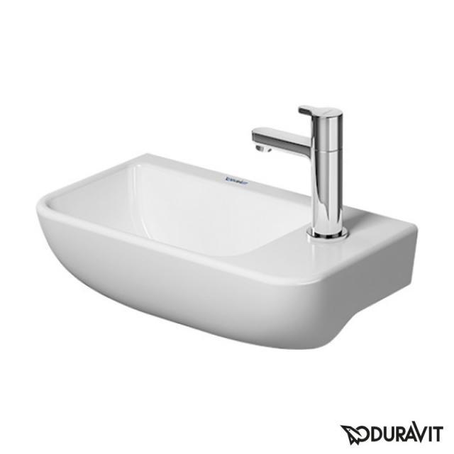 Duravit ME by Starck Handwaschbecken weiß, ohne Überlauf