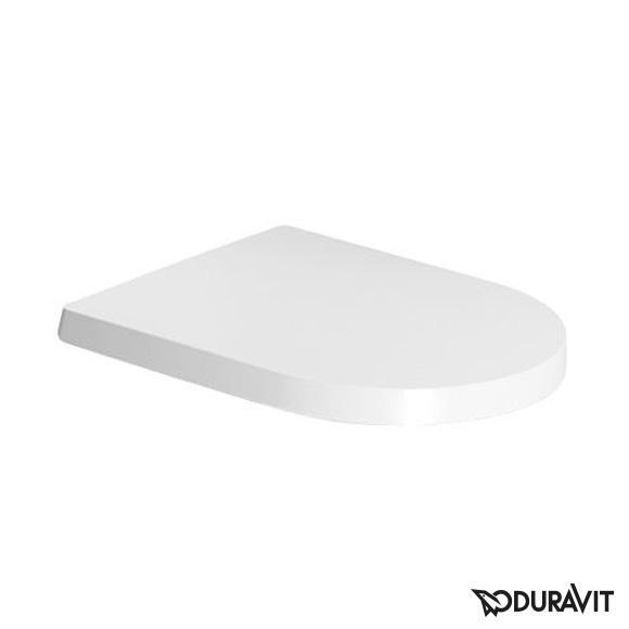 Duravit ME by Starck WC-Sitz weiß, mit Absenkautomatik
