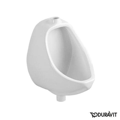 Duravit Neiße Urinal für Laschenbefestigung, Zulauf oben