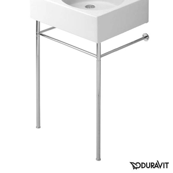 Duravit Scola Chromgestell für Waschtisch 068460 und 068560