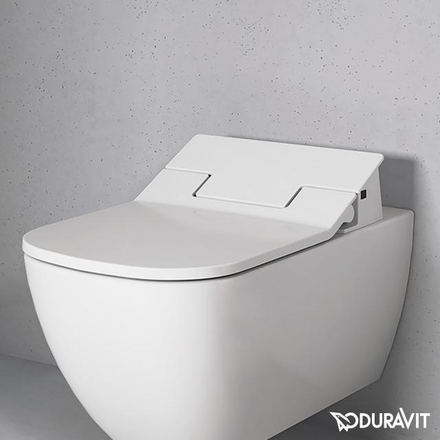 Duravit der NEUE SensoWash® Slim Happy D.2 Dusch WC-Sitz mit Entkalkungsfunktion