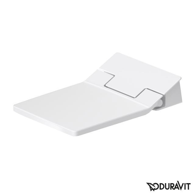 Duravit SensoWash® Slim Viu Dusch WC-Sitz mit Entkalkungsfunktion