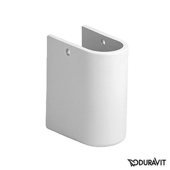 Duravit Starck 3 Halbsäule für Handwaschbecken weiß