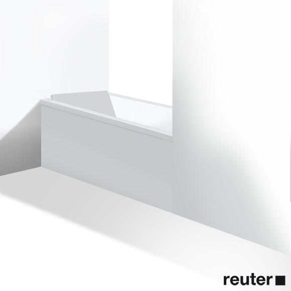 Duravit Starck Möbelverkleidung für Bade-/Whirlwanne, Nische weiß