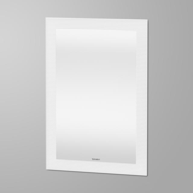 Duravit Starck Spiegel mit LED-Beleuchtung