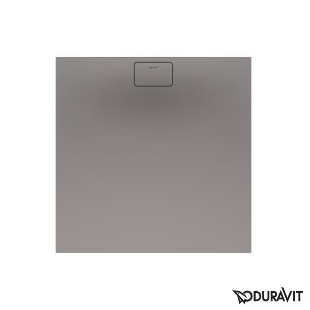 Duravit Stonetto Rechteck-Duschwanne grau