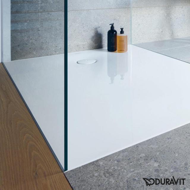 Duravit Tempano Rechteck-Duschwanne weiß