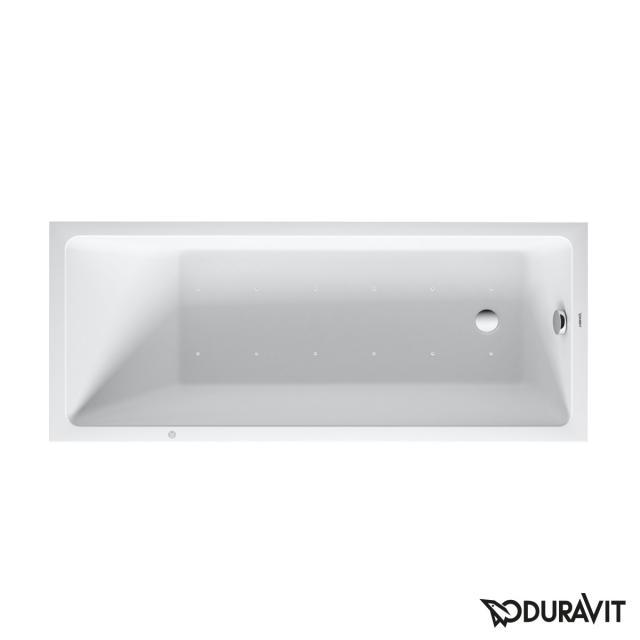Duravit Vero Air Rechteck-Whirlwanne, Einbau mit Air-System