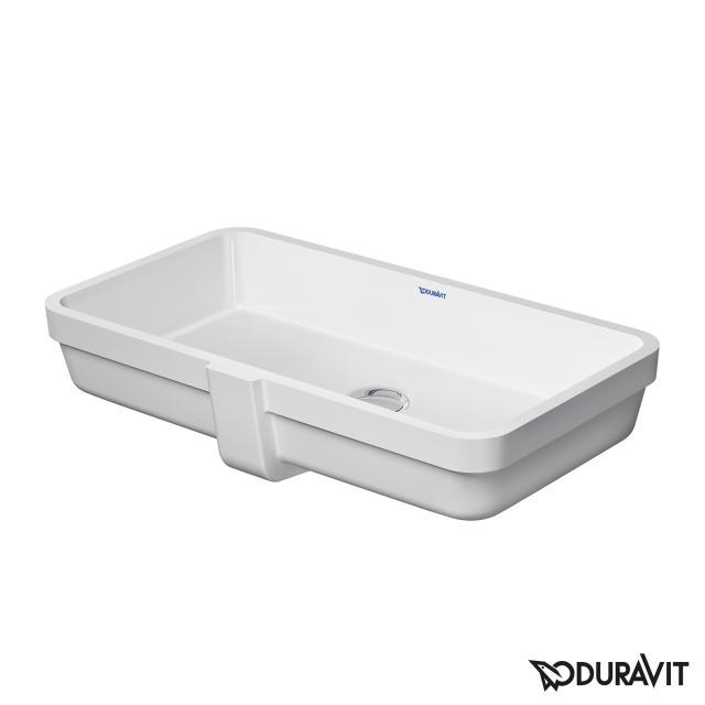 Duravit Vero Air Unterbauwaschtisch weiß, mit WonderGliss