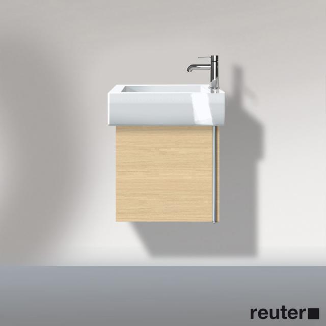 Duravit Vero Handwaschbeckenunterschrank mit 1 Tür mediterrane eiche