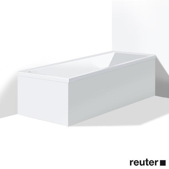 Duravit Vero Möbelverkleidung für Bade-/Whirlwanne, Eckeinbau weiß