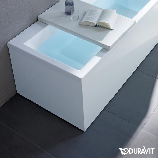 Duravit Vero Möbelverkleidung für Bade-/Whirlwanne, Vorwand weiß