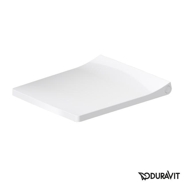 Duravit Viu WC-Sitz Compact weiß, mit Absenkautomatik