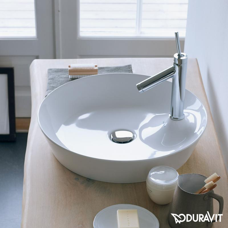 Doppelwaschtisch aufsatzwaschbecken duravit  Duravit Cape Cod Aufsatzbecken weiß - 2328480000 | REUTER