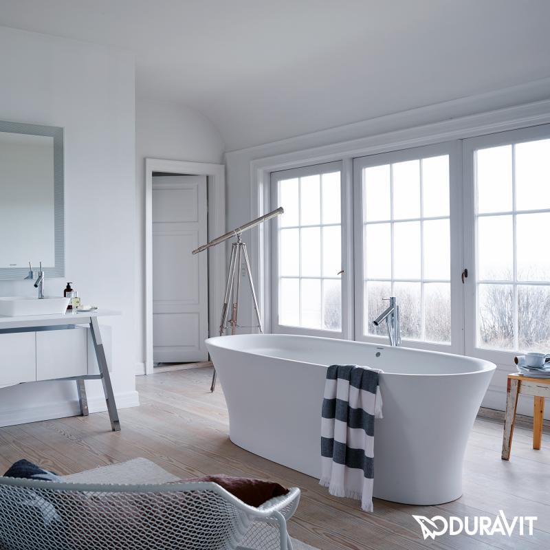 duravit cape cod freistehende oval badewanne mit verkleidung 700330000000000 reuter. Black Bedroom Furniture Sets. Home Design Ideas