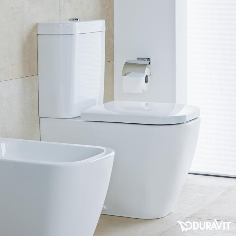 duravit happy d 2 stand tiefsp l wc kombination wei mit wondergliss 21340900001 reuter. Black Bedroom Furniture Sets. Home Design Ideas