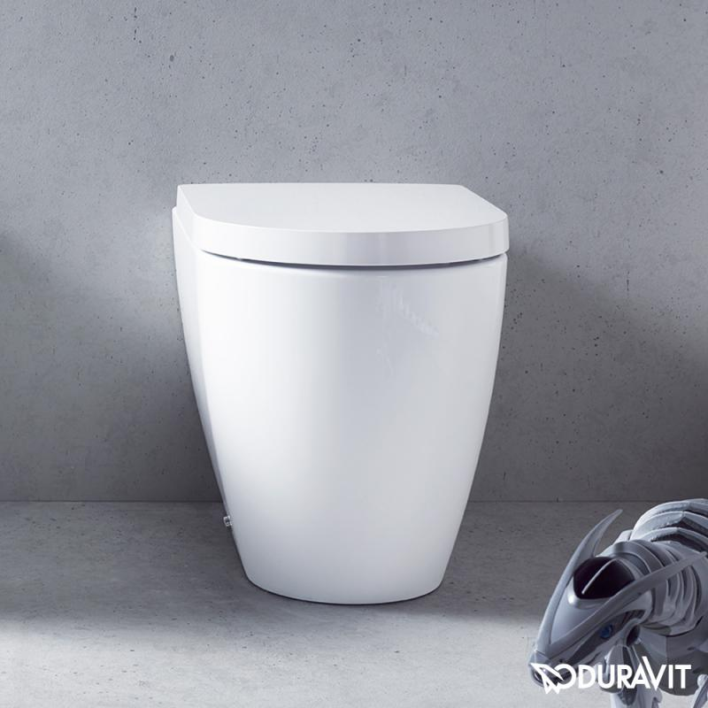 duravit me by starck stand tiefsp l wc back to wall wei mit wondergliss 21690900001 reuter. Black Bedroom Furniture Sets. Home Design Ideas