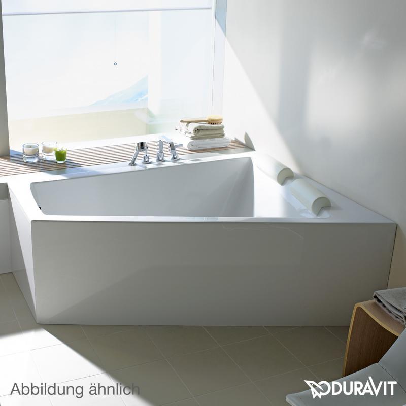duravit paiova eck badewanne mit verkleidung eckeinbau rechts 700265000000000 reuter. Black Bedroom Furniture Sets. Home Design Ideas