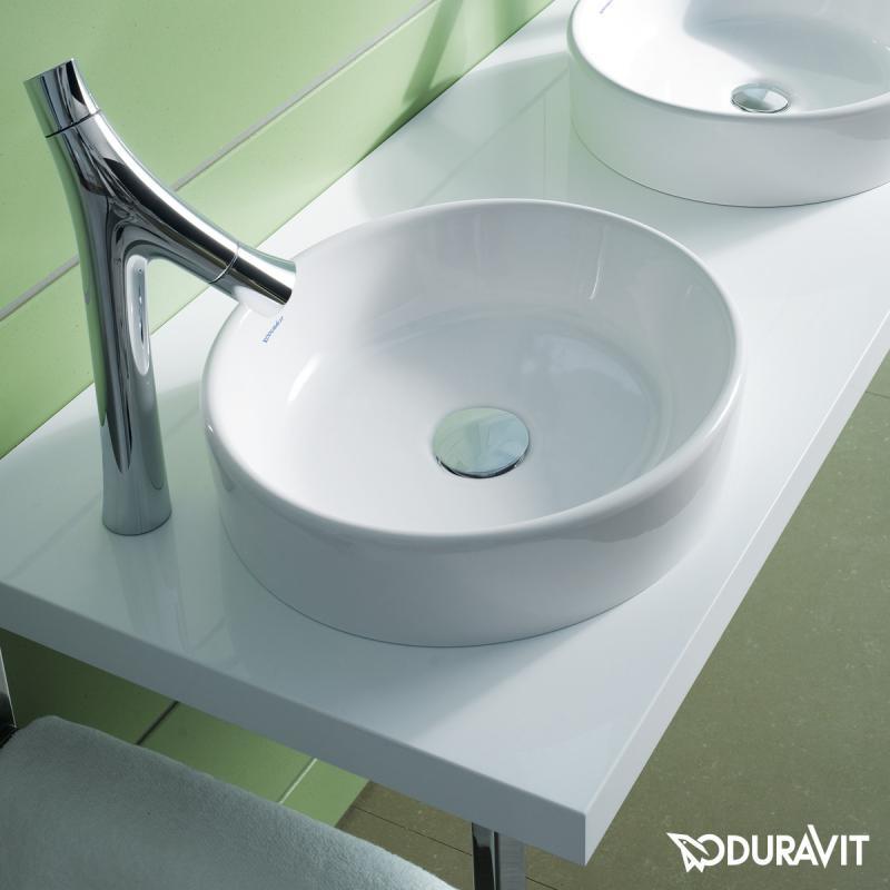 doppelwaschtisch aufsatzwaschbecken duravit. Black Bedroom Furniture Sets. Home Design Ideas