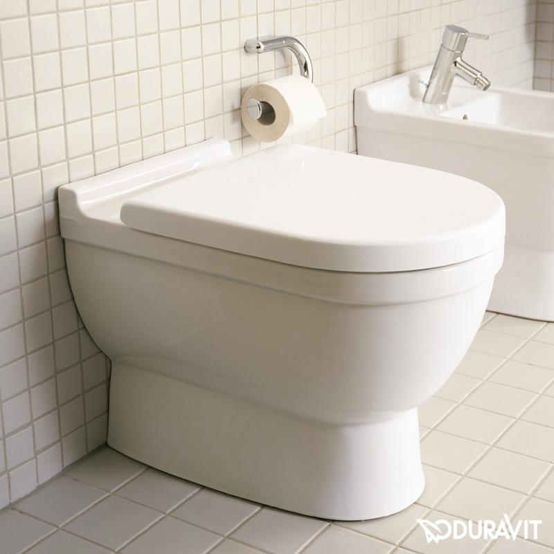 Duravit Starck 3 Wc Sitz Mit Absenkautomatik Soft Close 0063890000