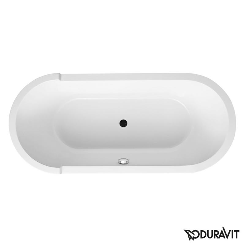 duravit starck freistehende oval badewanne mit verkleidung 700010000000000 reuter. Black Bedroom Furniture Sets. Home Design Ideas