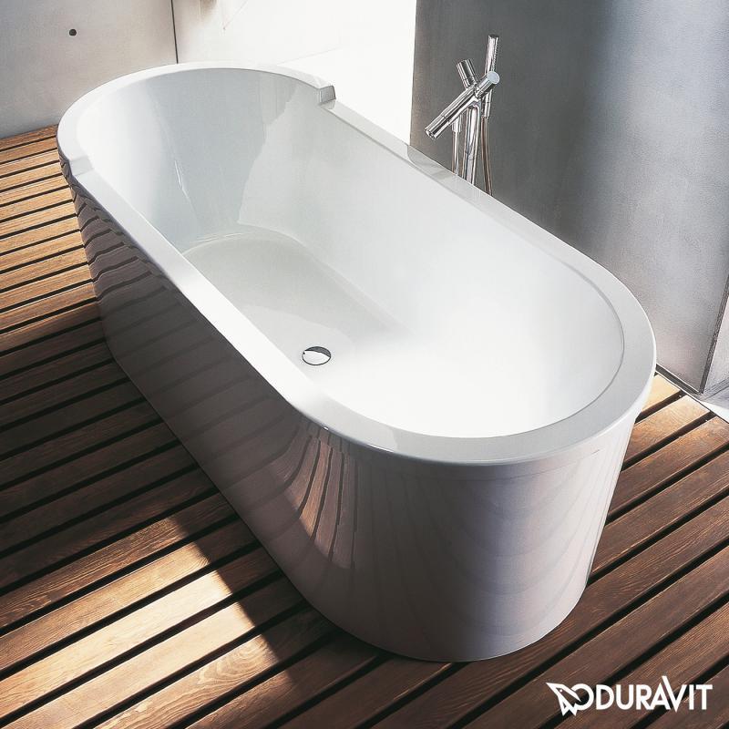 duravit badewanne freistehend energiemakeovernop. Black Bedroom Furniture Sets. Home Design Ideas