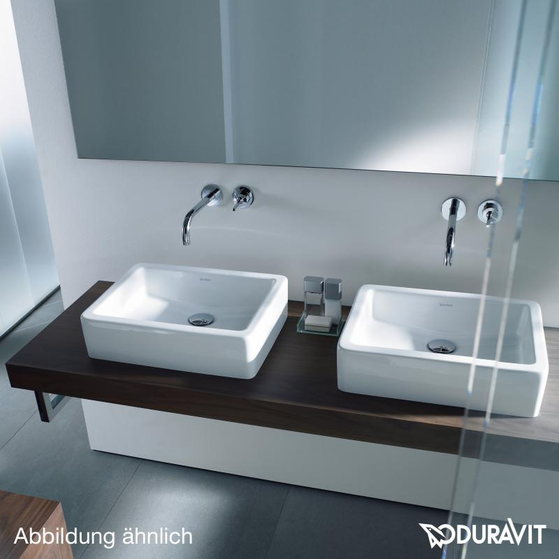duravit vero konsole f r 2 aufsatz einbauwaschtische. Black Bedroom Furniture Sets. Home Design Ideas
