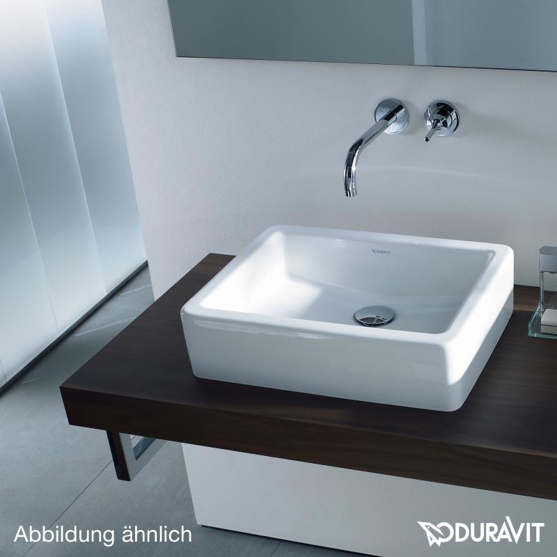 duravit vero konsole f r 1 aufsatz einbauwaschtisch wei hochglanz ve096c02222 80 reuter. Black Bedroom Furniture Sets. Home Design Ideas