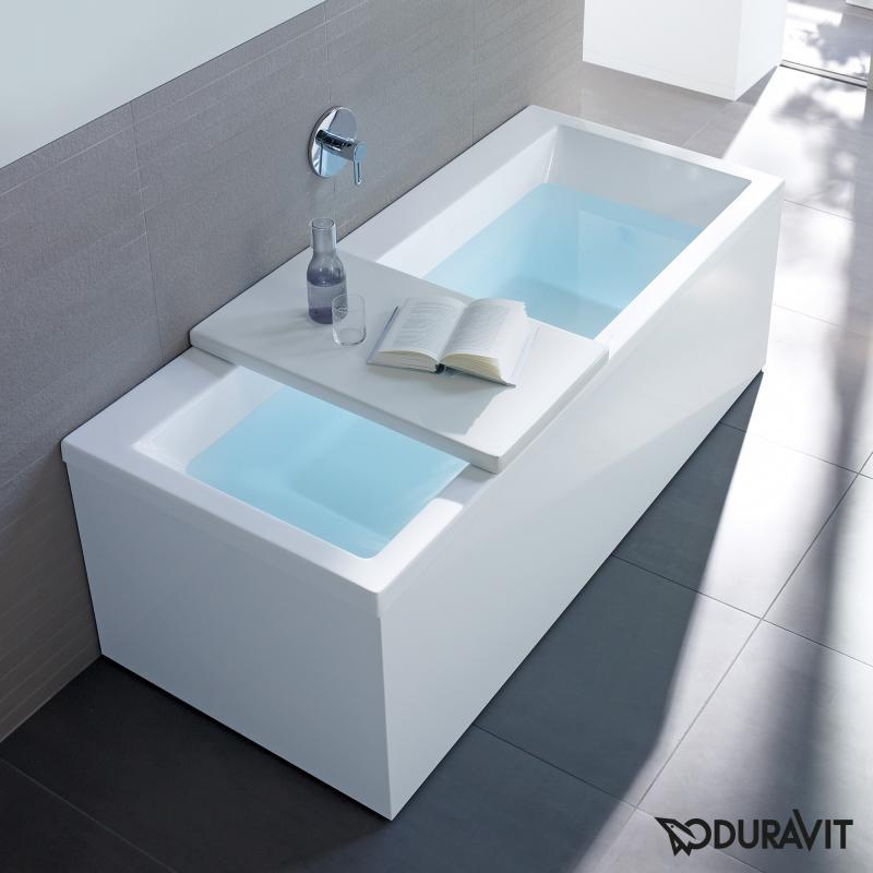 duravit vero rechteck badewanne einbauversion oder wannenverkleidung 700135000000000 reuter. Black Bedroom Furniture Sets. Home Design Ideas
