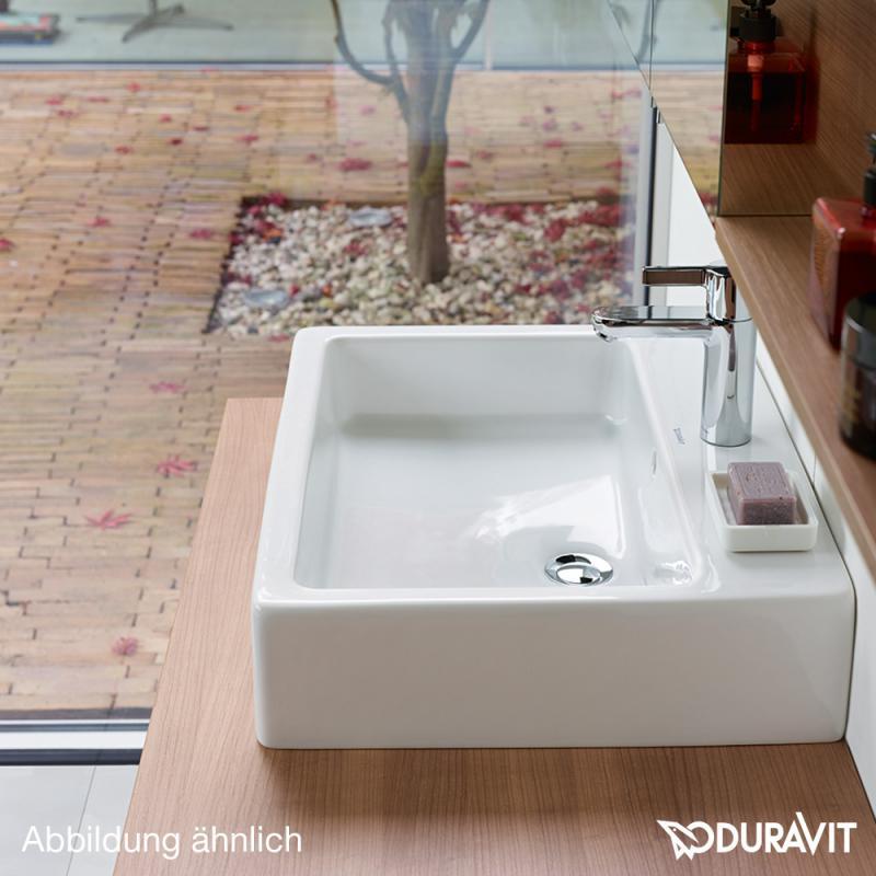 duravit vero waschtisch wei ohne hahnloch geschliffen. Black Bedroom Furniture Sets. Home Design Ideas