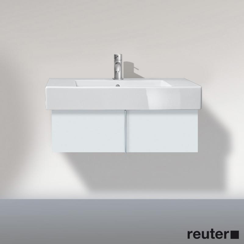 duravit vero waschtischunterschrank mit 1 auszug wei hochglanz ve611402222 reuter. Black Bedroom Furniture Sets. Home Design Ideas