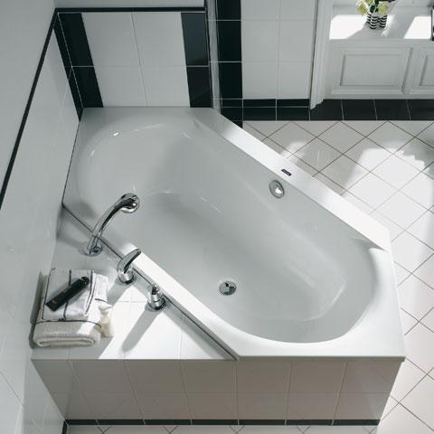 Sechseck badewanne  Duscholux SMART-line Sechseck Badewanne weiß - 611032000001 | REUTER