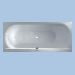Duscholux Smart-line Rechteck Badewanne, Kopfteil rechts