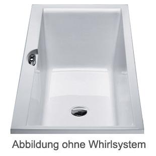 Duscholux ancona trend 226 rechteck badewanne l 190 b 90 for Sechseck badewanne 190x90