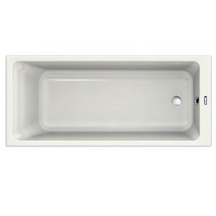 Duscholux Prime-Line Rechteck-Badewanne weiß