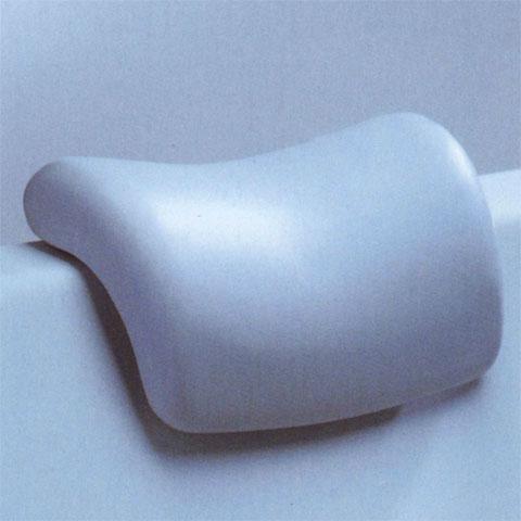 Duscholux Nackenpolster für Badewannen silbergrau