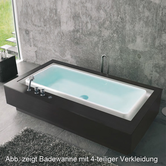 badewanne rechteckig mit sch rze energiemakeovernop. Black Bedroom Furniture Sets. Home Design Ideas