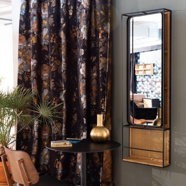Dutchbone Langres Wandspiegel mit Ablage