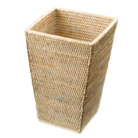 Decor Walther BASKET KK Papierkorb rattan hell